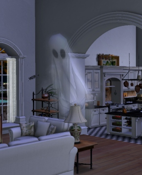 scaryghost