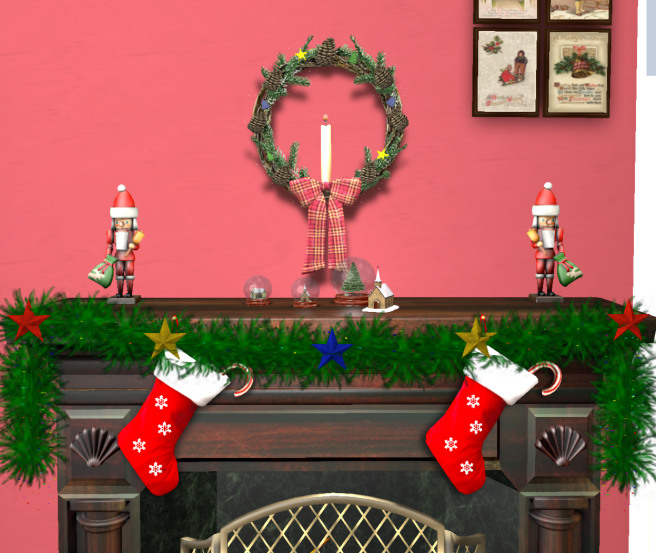 nutcrackers-on-mantle