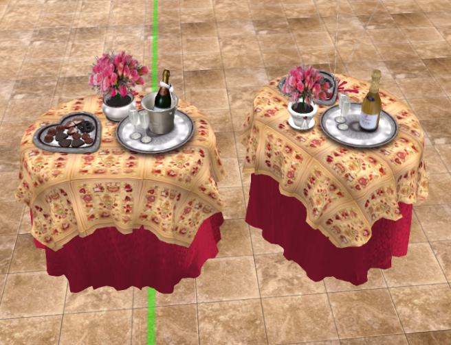 valentine-party-tables