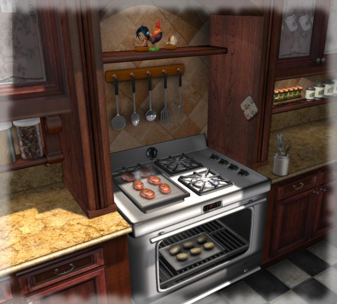 vintage-oven-steak